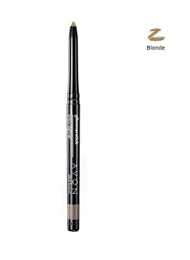Avon Glimmersticks Açılıp Kapanabilen Kaş Kalemi Blonde Renkli